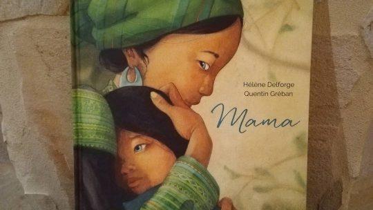 """""""Mama"""" von H. Delforge und Q. Gréban"""