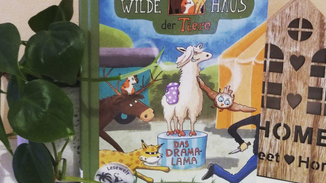 Das Wilde Haus der Tiere – Das Drama-Lama