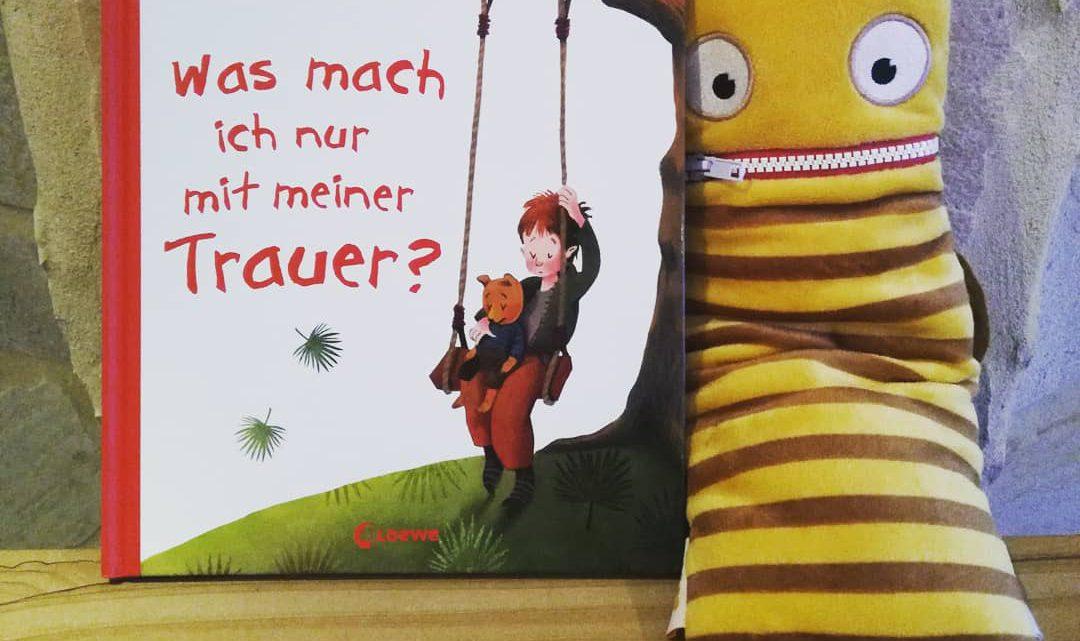 """""""Was mach ich nur mit meiner Trauer?"""" – Dagmar Geisler"""