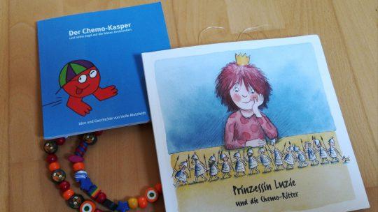 Krebs bei Kindern – hilfreiche Bücher