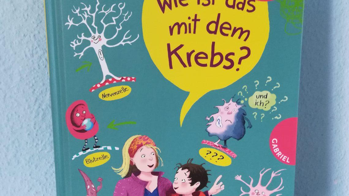 """""""Wie ist das mit dem Krebs?"""" – Dr. Sarah Herlofsen und Dagmar Geisler"""