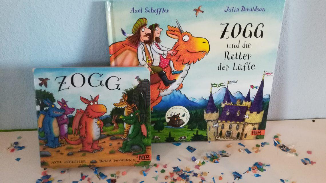 """""""Zogg"""" – Axel Scheffler/Julia Donaldson: Der Drache und die etwas andere Prinzessin"""