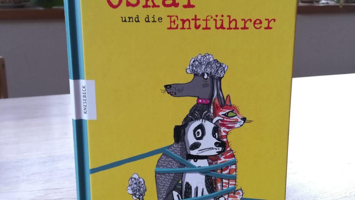 Ein spannendes Tierabenteuer: Oskar und die Entführer – Frauke Nahrgang