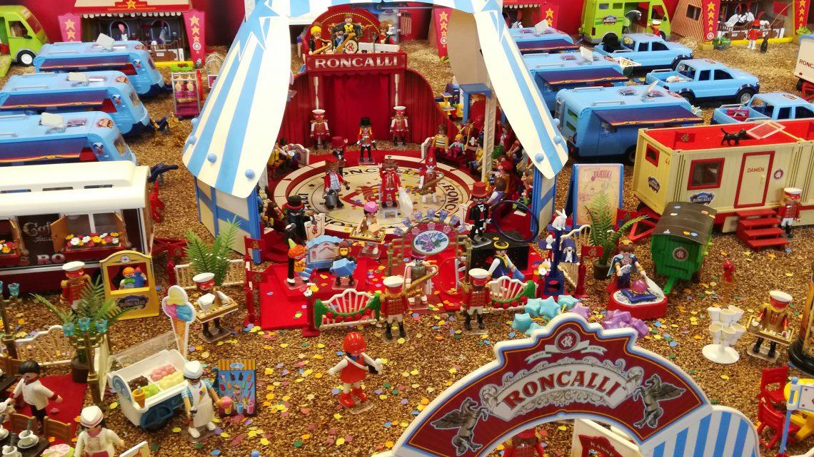 """Playmobil – Ausstellung 2019: """"Manege frei"""" und """"Phantastische Welten"""" im Maximilianpark Hamm"""