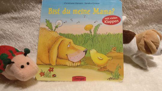 """""""Bist du meine Mama?"""" – C. Hansen/S. Grimm"""