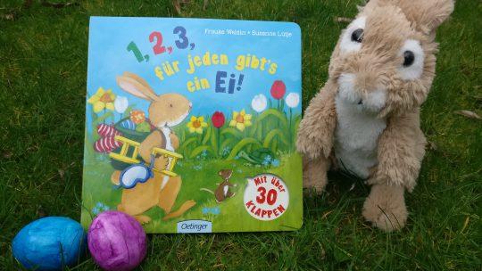 """""""1, 2, 3, für jeden gibt's ein Ei"""" – Frauke Weldin und Susanne Lütje"""
