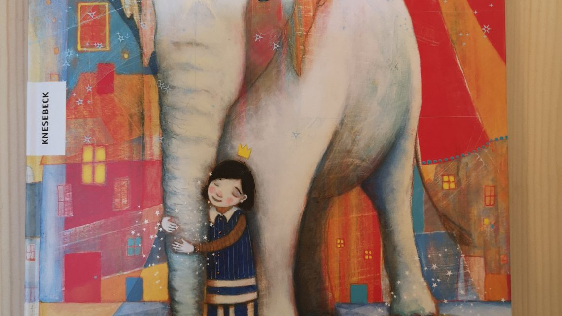 Hannas Elefant – Randall de Seve und Pamela Zagarenski