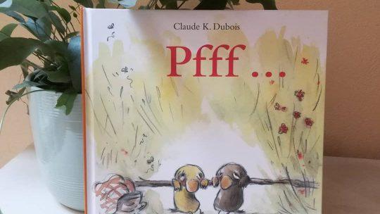 """Ein langweiliger Tag? – """"Pfff…"""" von Claude K. Dubois"""
