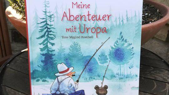 """""""Meine Abenteuer mit Uropa"""" – Tone Mygind Rostboll"""