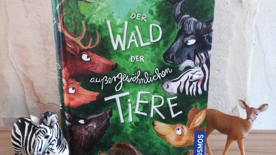 """""""Der Wald der außergewöhnlichen Tiere"""" – Ally Bennett"""
