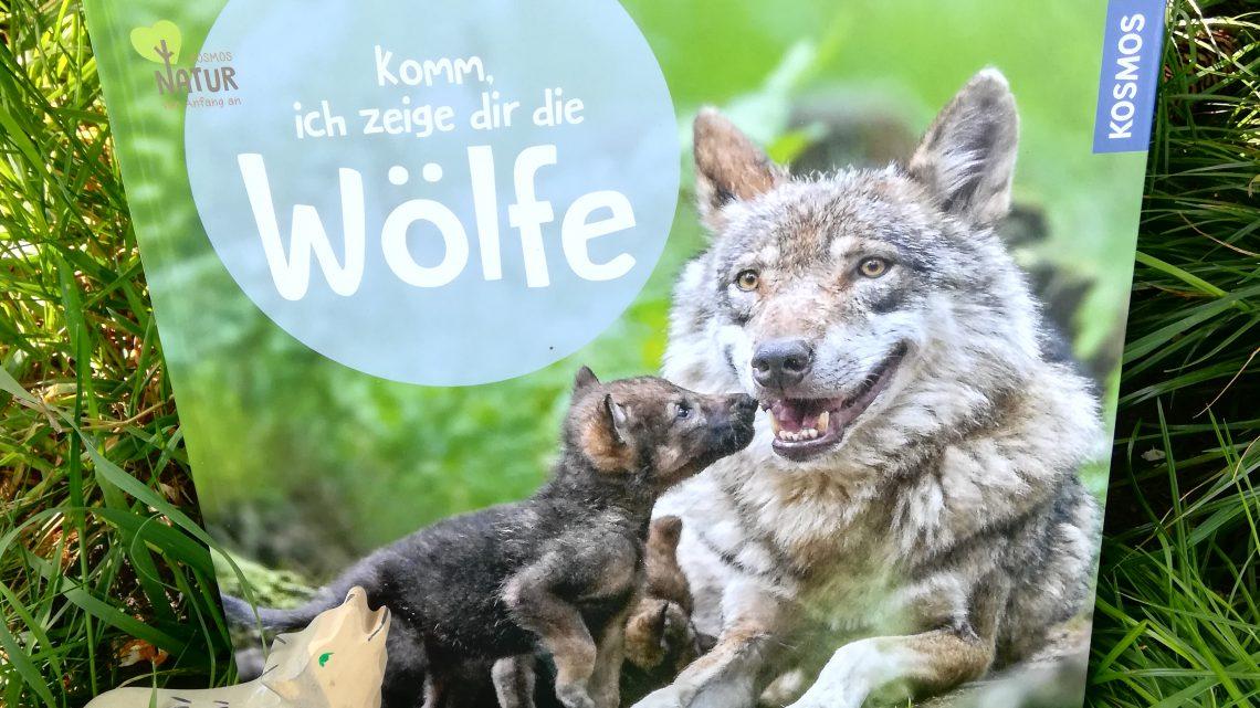 """""""Komm, ich zeige dir die Wölfe"""" – Svenja Ernsten"""