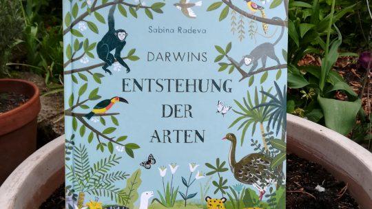 Darwins Entstehung der Arten – Sabina Radeva