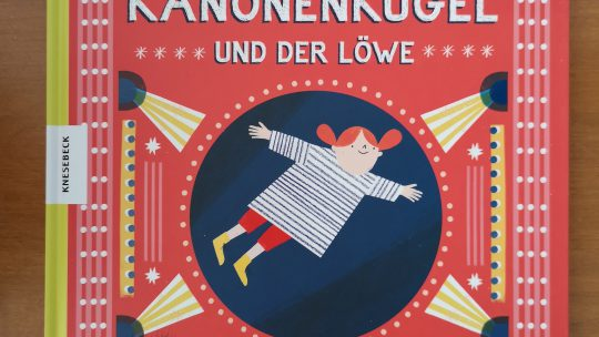 Karo Kanonenkugel und der Löwe – Grace Easton