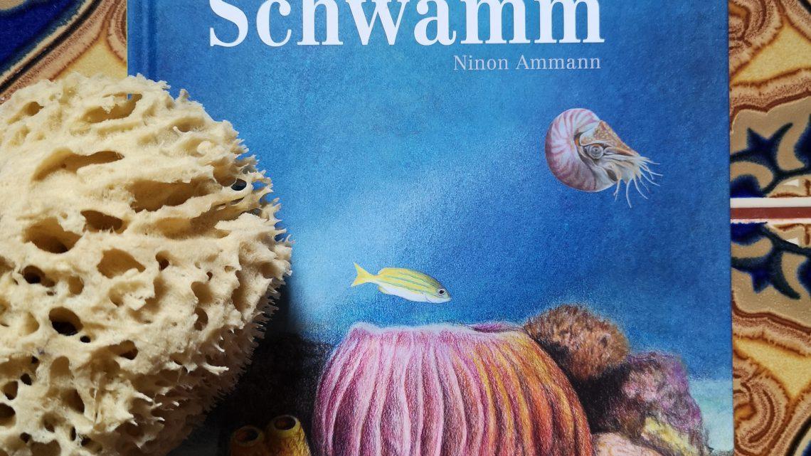 Wundertier Schwamm – von Ninon Ammann