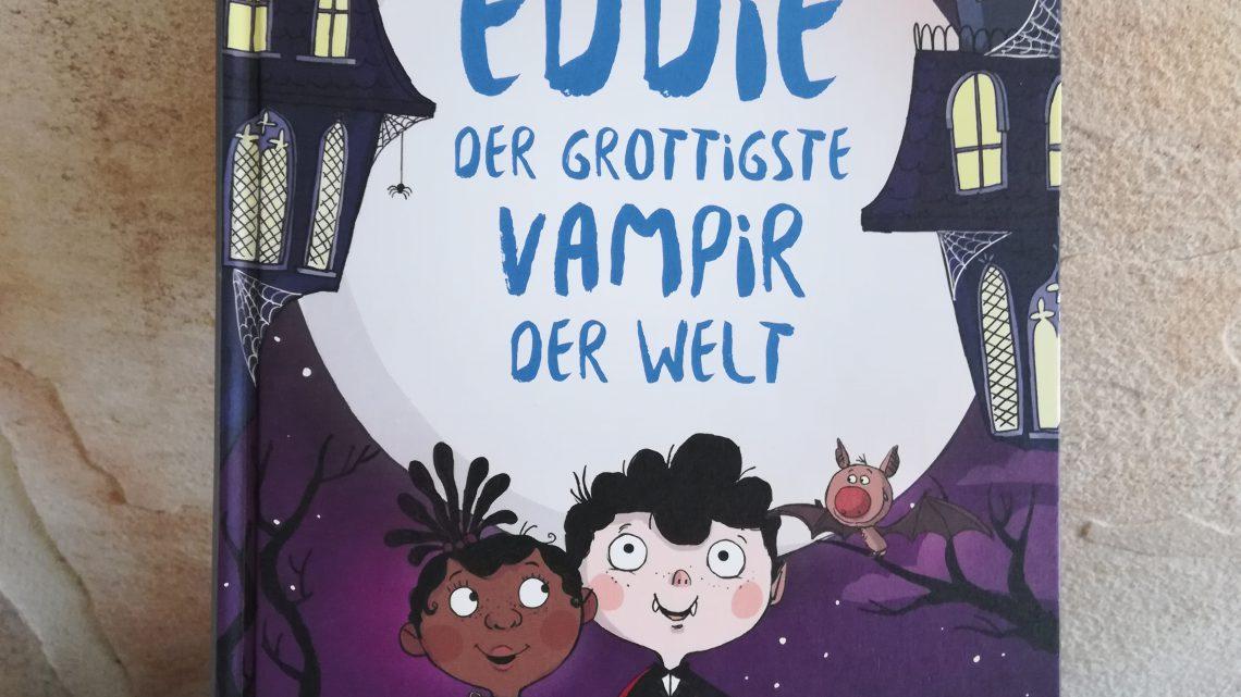 Bücher für den Schulanfang 2: Eddie, der grottigste Vampir der Welt – Anna Wilson, Kathryn Durst