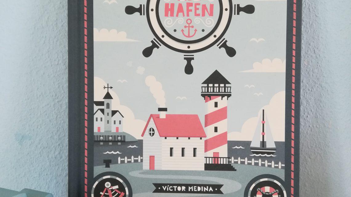 """Kinderbücher für den Urlaub 2: """"Am Hafen"""" – Víctor Medina, Mia Cassany"""