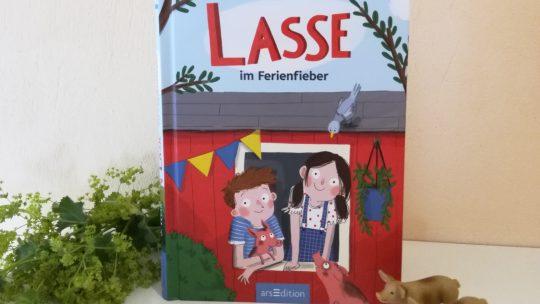 """Kinderbücher für den Urlaub 3: """"Lasse im Ferienfieber"""" – Sarah Welk, Anne-Kathrin Behl"""