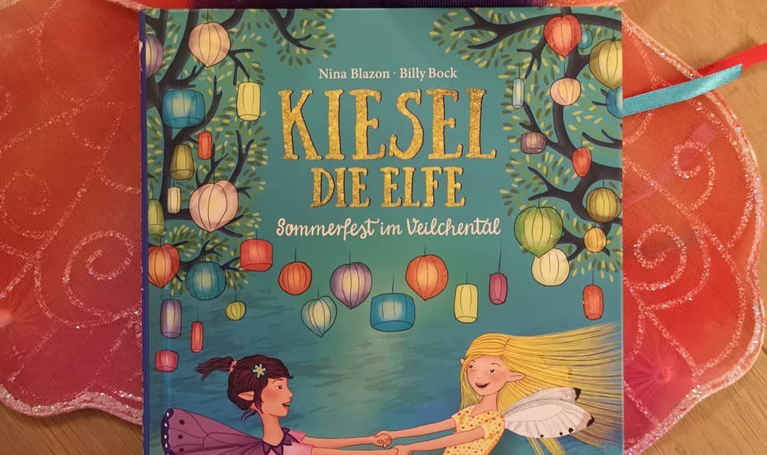 Kiesel die Elfe – Nina Blazon