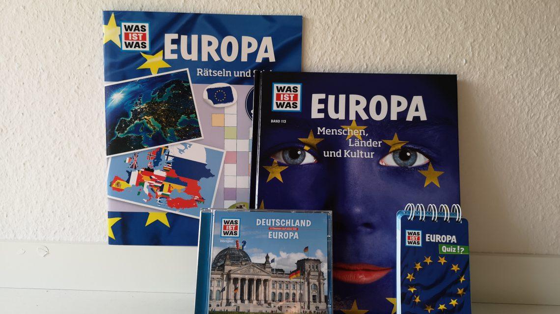 Europa – Menschen, Länder und Kultur
