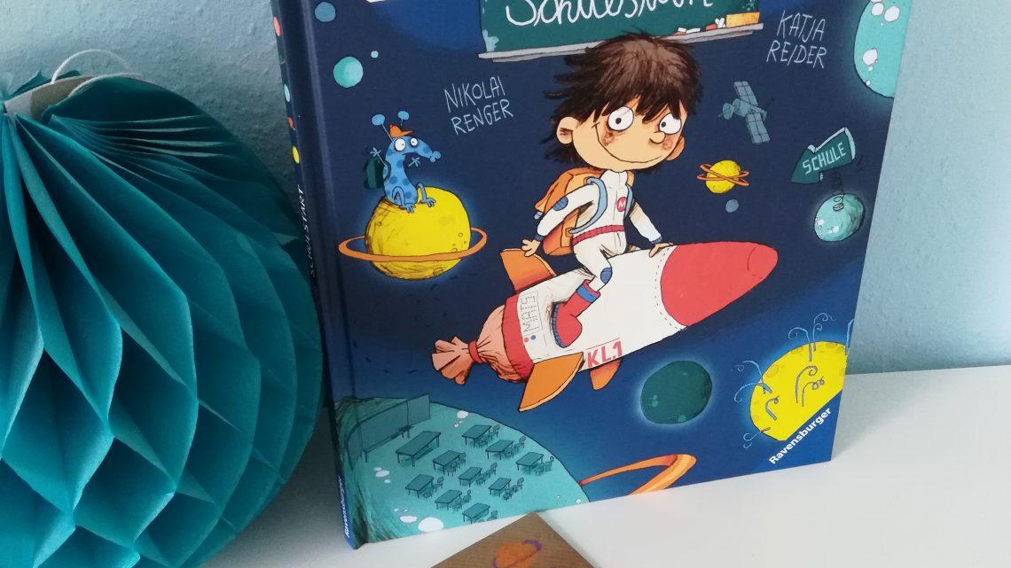 """Bücher für den Schulanfang: """"Mission Schulstart"""" – Nikolai Renger, Katja Reider"""