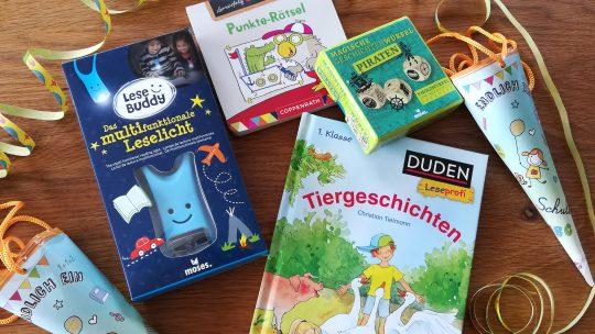 Geschenke für den Schultüte