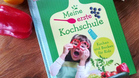 Kochbuch für Kinder: Meine erste Kochschule. Kochen und Backen für Kids