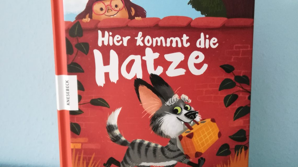 "Das perfekte Haustier: ""Hier kommt die Hatze"" – Sylvia Englert, Sabine Dully"