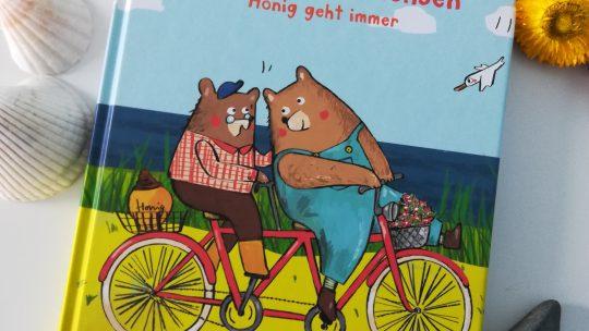 """Ein Buch über eine wunderbare Freundschaft: """"Theo & Friedrichsen. Honig geht immer"""" – T. Thordsen, M. Timmer"""