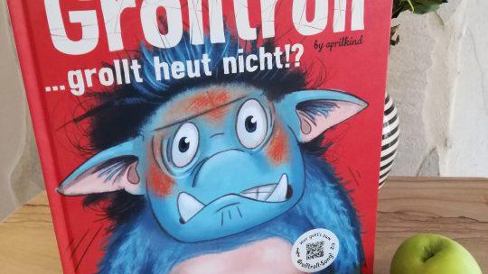 """""""Der Grolltroll… grollt heut nicht!? (Band 2)"""""""
