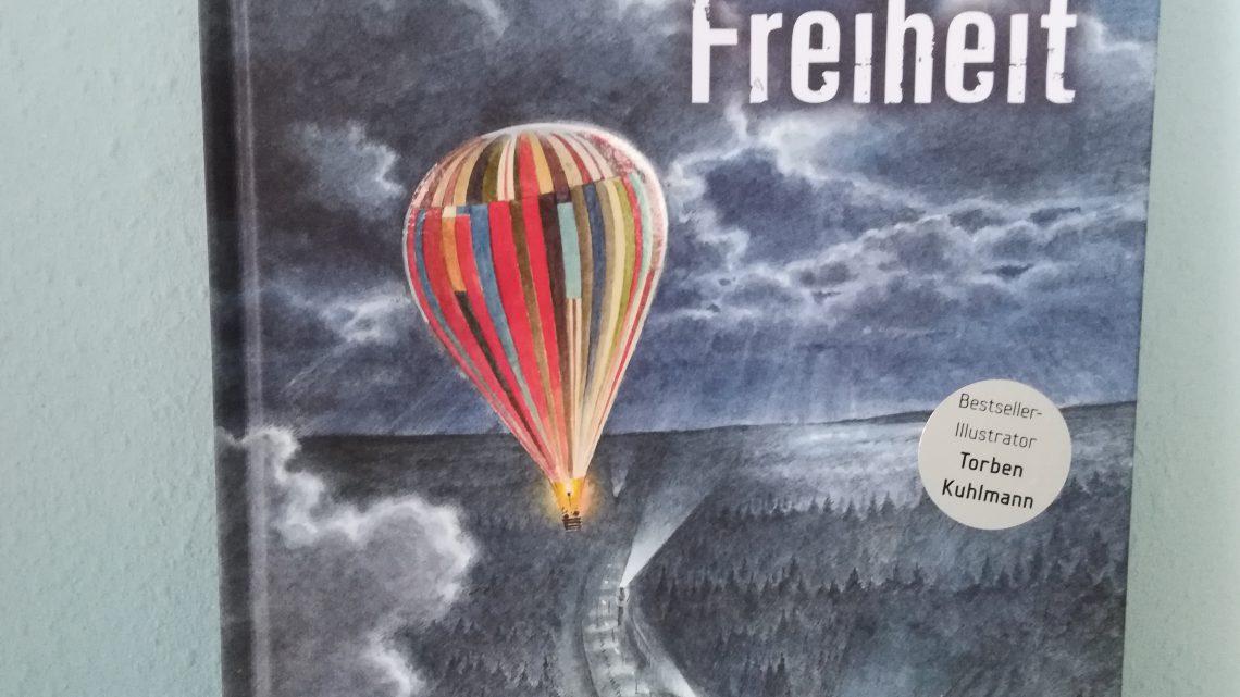 """Kinderbücher über das Leben in der DDR: """"Mit dem Ballon in die Freiheit"""""""