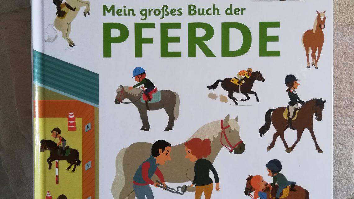 """""""Mein großes Buch der Pferde"""" – S. Laboucarie, H. Convert"""