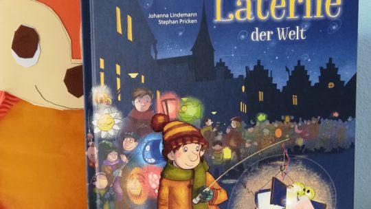 """Kinderbuch zu St. Martin: """"Die schönste Laterne der Welt"""" – J. Lindemann, S. Pricken"""