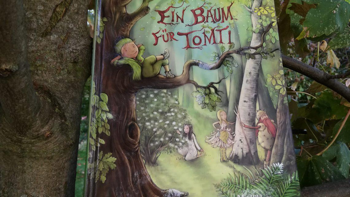 """""""Ein Baum für Tomti"""" – Nina Blazon, Karin Lindermann"""