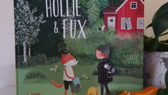 """Hollie & Fux"" – Nini Alaska"