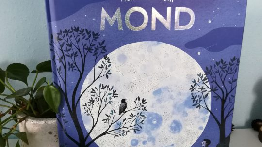 """""""Mein Buch vom Mond"""" – Laura Cowan"""