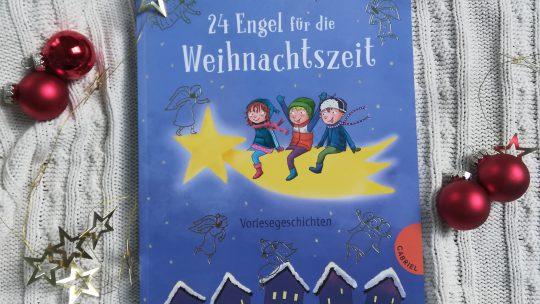 """Adventskalendergeschichten: """"24 Engel für die Weihnachtszeit"""" – Erwin Grosche"""