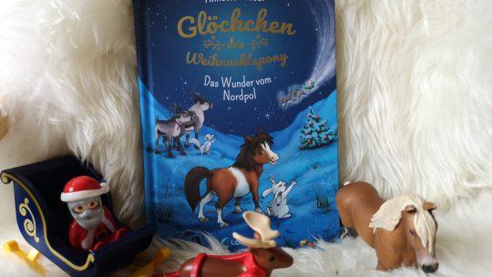 Glöckchen das Weihnachtspony – Annette Moser