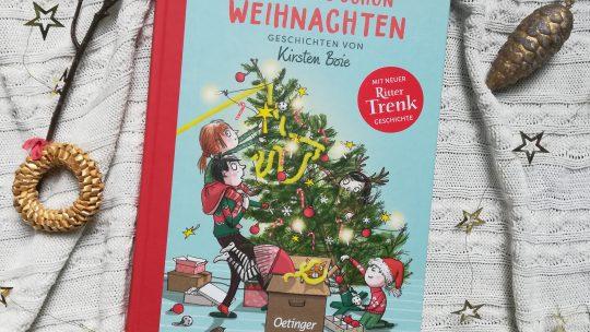 """""""So richtig schön Weihnachten. Geschichten von Kirsten Boie"""""""
