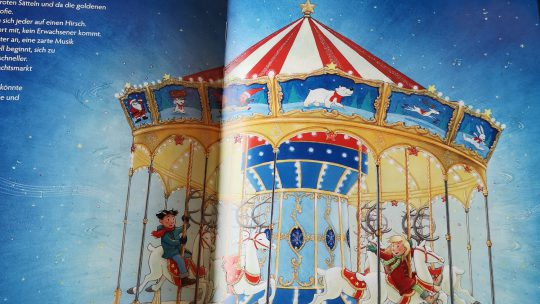 Das magische Weihnachtskarussell – Jutta und Jeremy Langreuter, Silvio Neuendorf