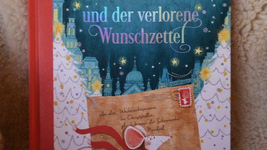 """Weihnachts- und Adventskalenderbuch: """"Maximilian und der verlorene Wunschzettel"""""""