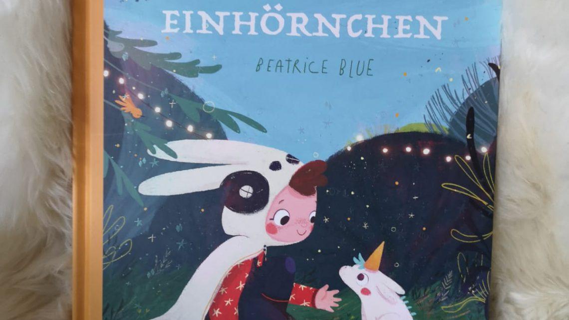 """""""Das erste Einhörnchen"""" – Beatrice Blue"""