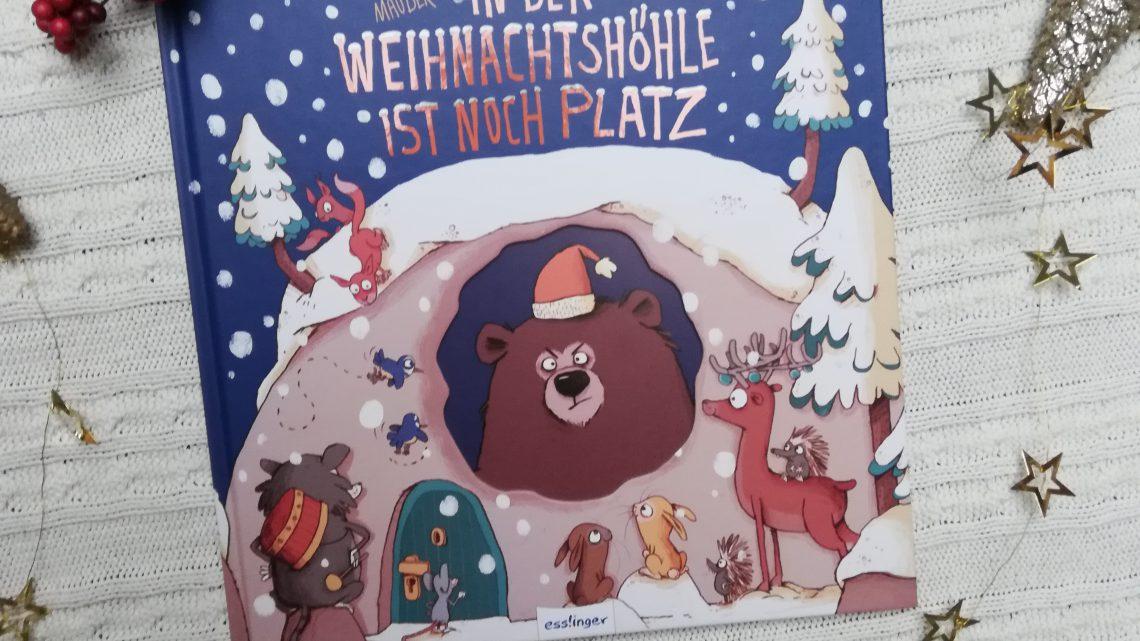 """Ein lustiges Weihnachtsbuch: """"In der Weihnachtshöhle ist noch Platz"""""""