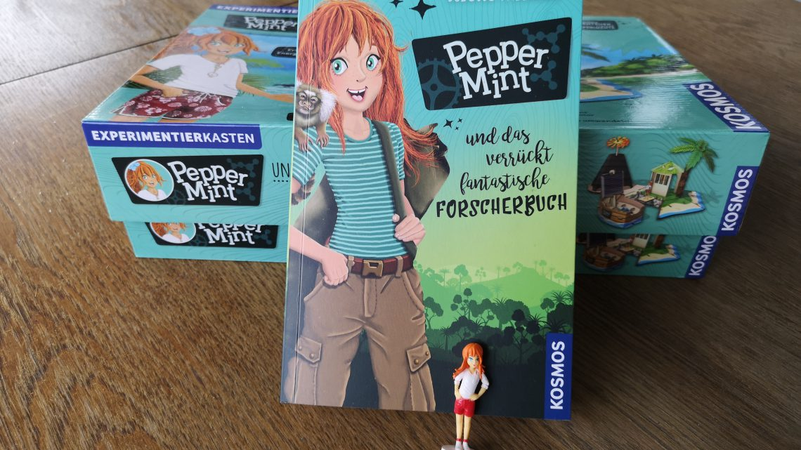 Pepper Mint – Experimentierkasten und Buch