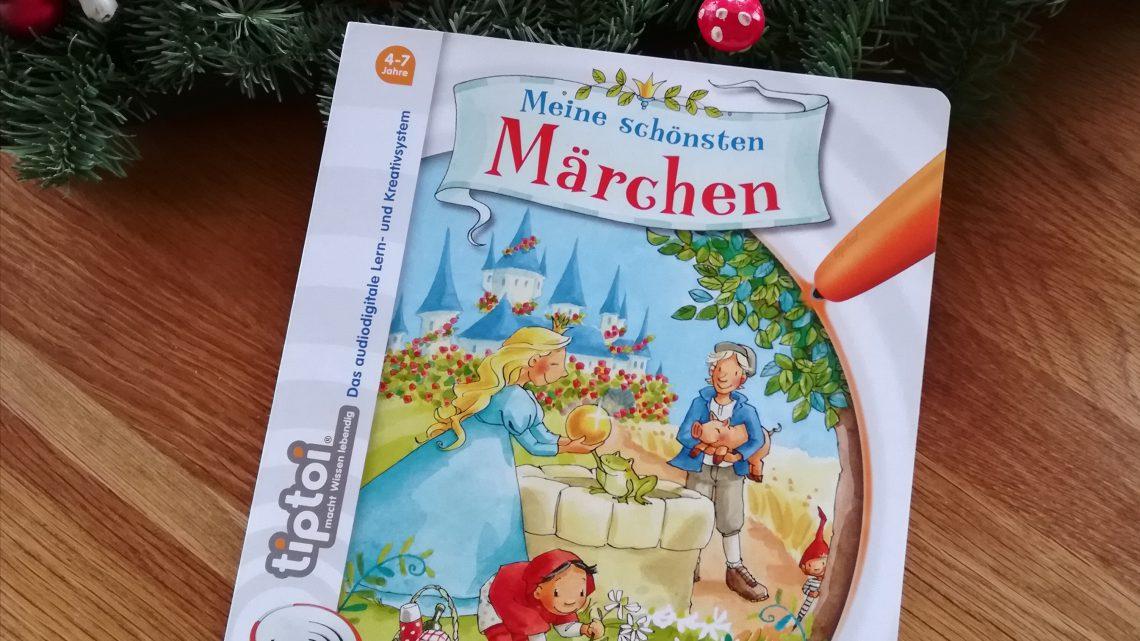 """Ein neues Tiptoibuch: """"Meine schönsten Märchen"""" – Anja Kiel, Carola Sturm"""
