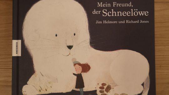 Mein Freund, der Schneelöwe – Jim Helmore & Richard Jones