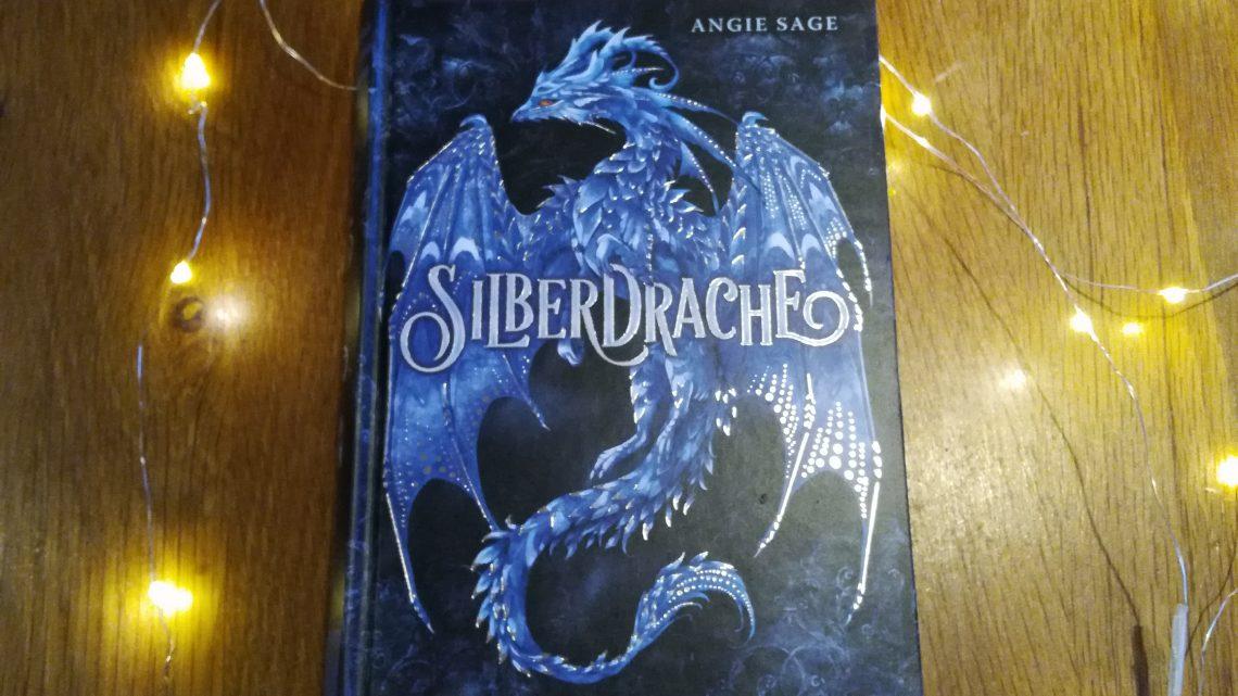 """""""Silberdrache"""" – Angie Sage"""