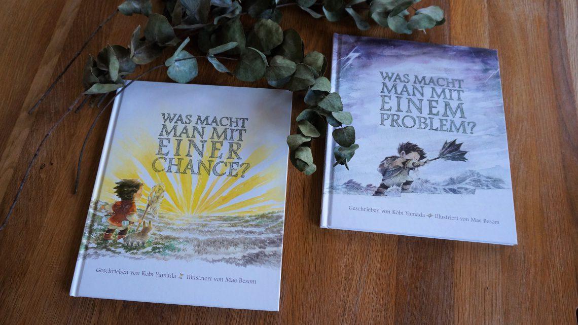 Philosophische Kinderbücher von Kobi Yamada und Mae Benson