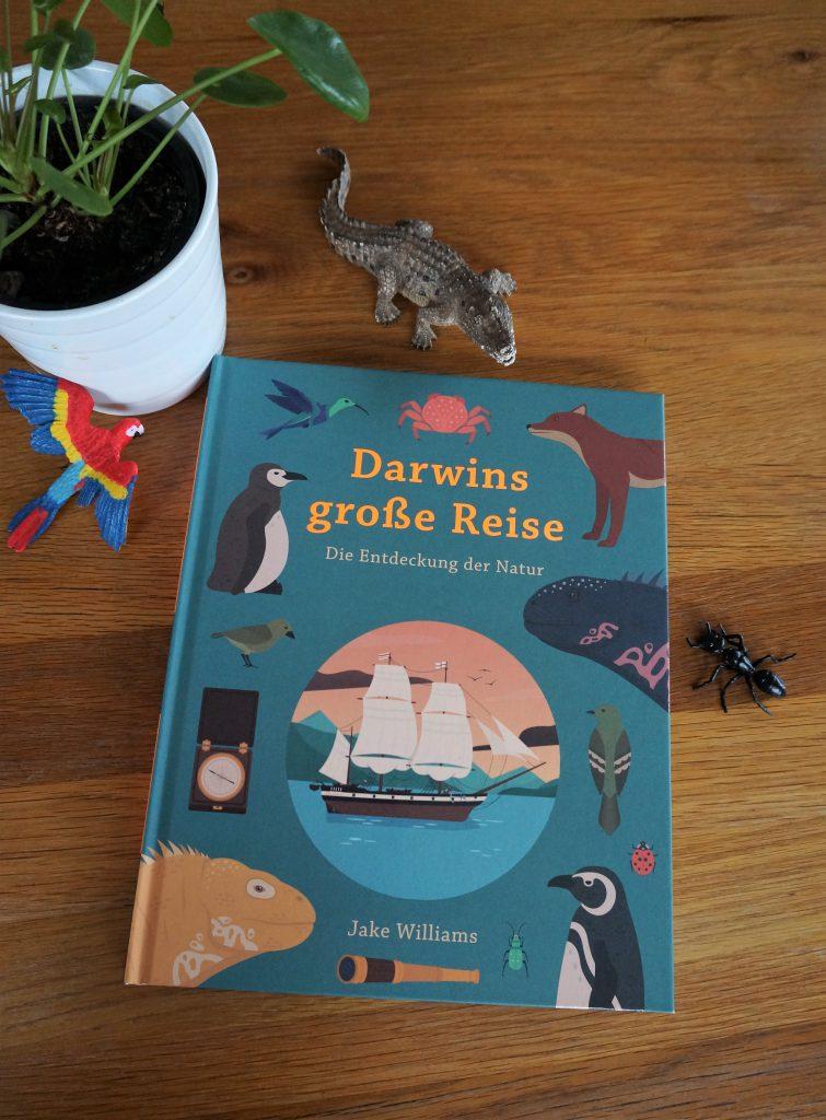 Darwins große Reise