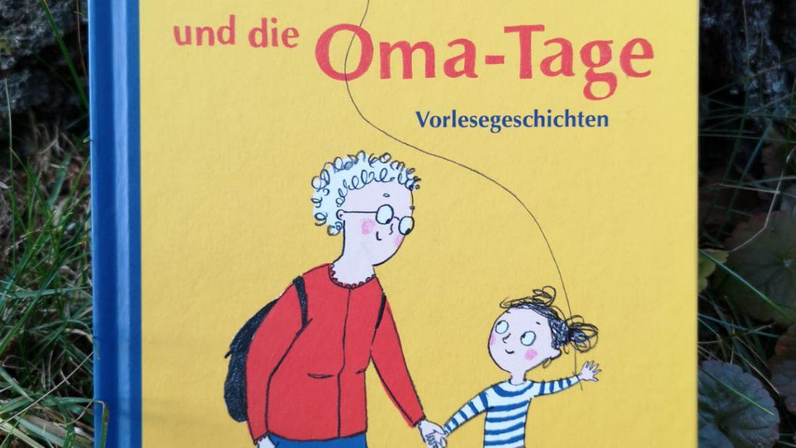 """""""Lotte und die Oma- Tage. Vorlesegeschichten"""" – Miriam Zedelius"""