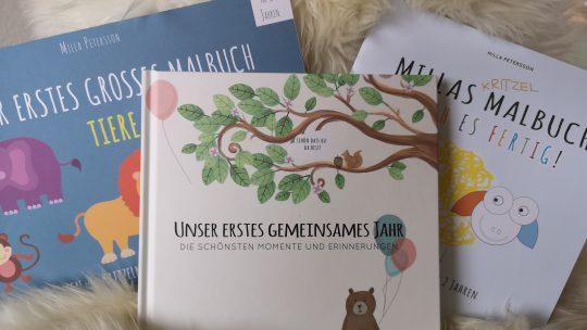 Eintragebücher für Kinder und mehr: Der Paperish Verlag